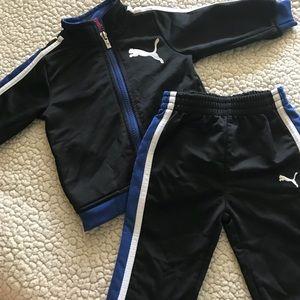 Puma Baby jogger set 3-6 months